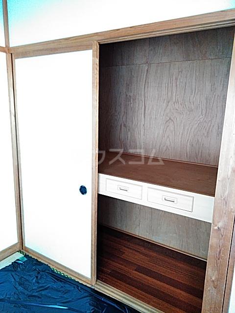 YONE 201号室の収納