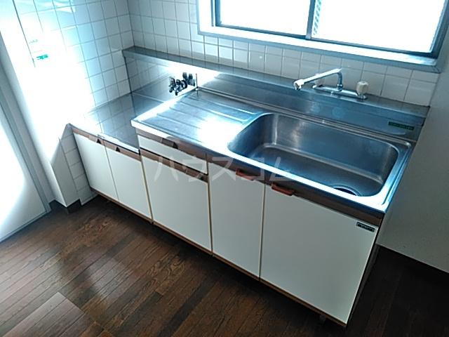 サンビレッジ宮野木 301号室のキッチン