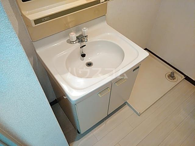 サンビレッジ宮野木 301号室の洗面所