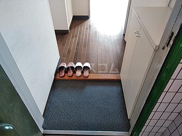 サンビレッジ宮野木 301号室の玄関