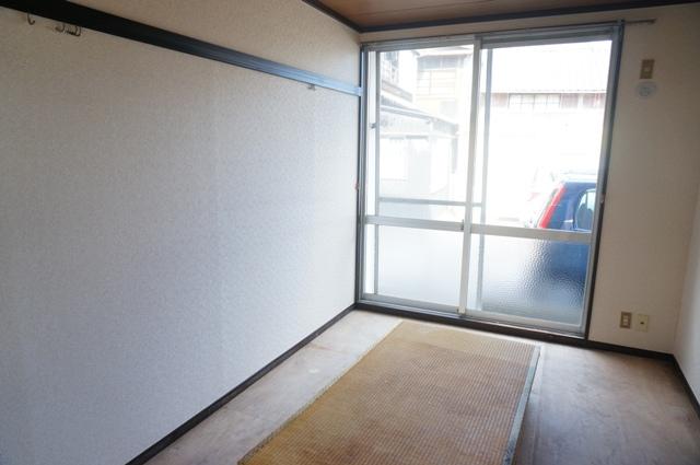 ファミールKITO 103号室のベッドルーム