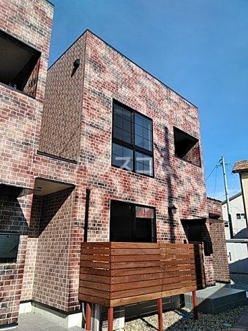 AGE's home富塚~ブリックブロック~外観写真