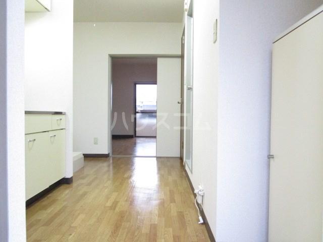 プランタンⅢ 108号室の収納