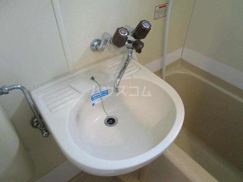 メゾン・ド・スターブル 101号室の洗面所