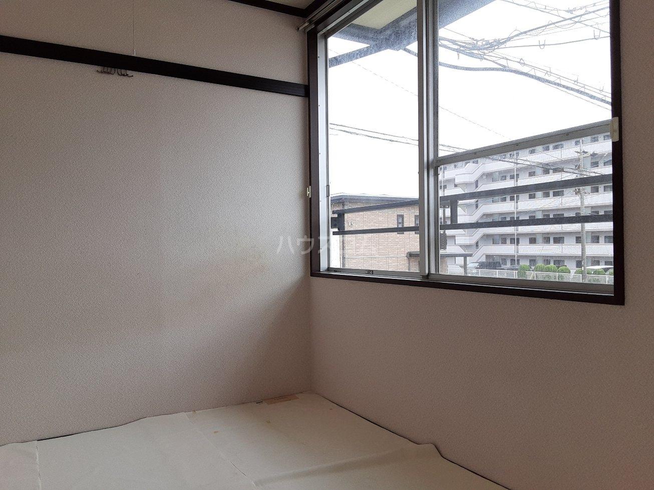 フォーブルサフラン A B203号室のキッチン