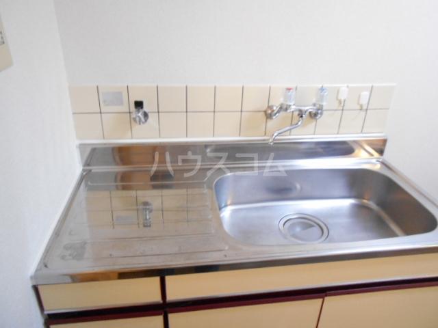 ハイツサンクリスタル 203号室のキッチン