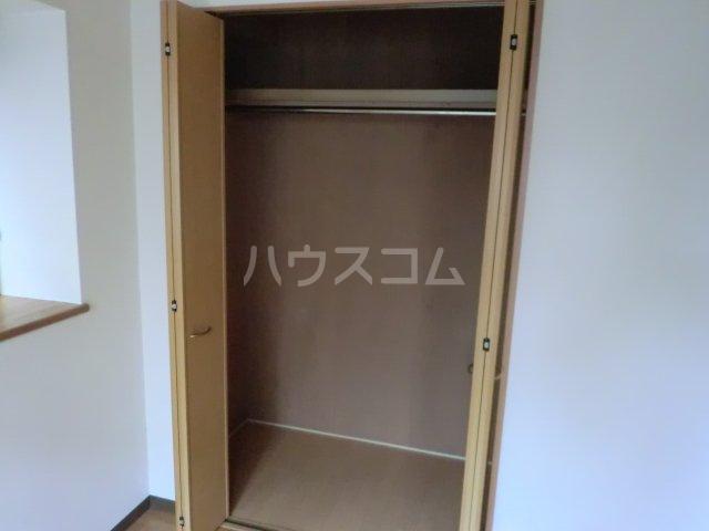 ベルドミール 102号室の収納