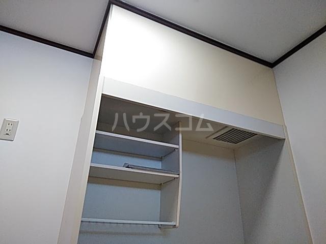 アクア・ベル 101号室のキッチン