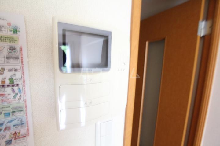 レオパレスKAZU 214号室のセキュリティ
