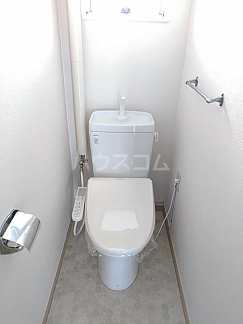 はりまマンション 305号室のトイレ