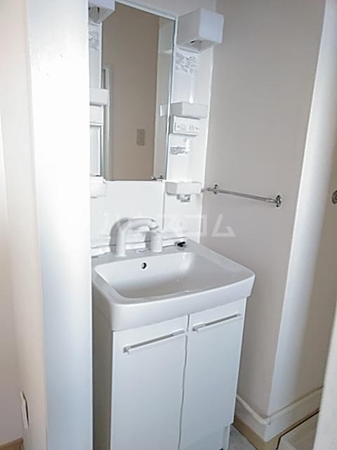 はりまマンション 305号室の洗面所
