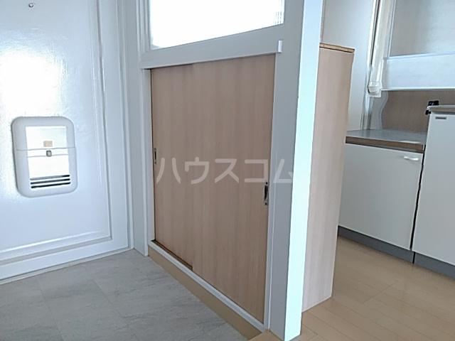 はりまマンション 305号室の収納
