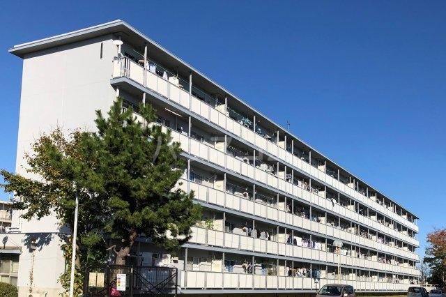 ビレッジハウス成田3号棟の外観