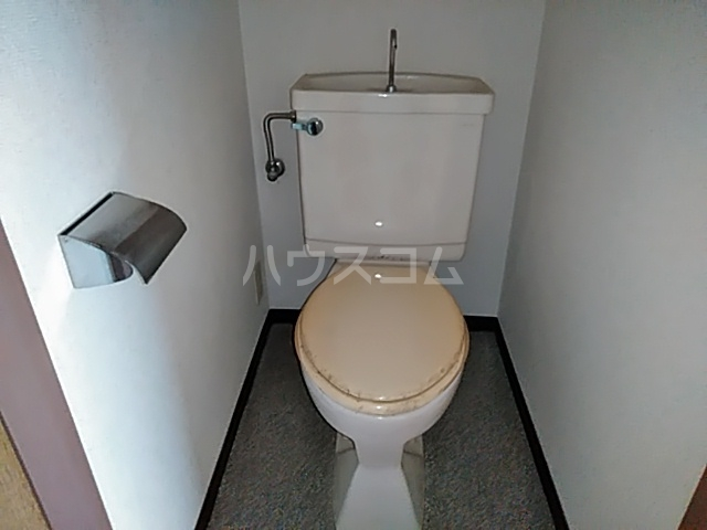 メゾン福谷Ⅰ 401号室のトイレ