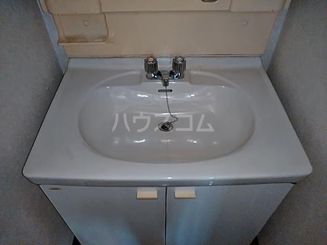 メゾン福谷Ⅰ 401号室の洗面所