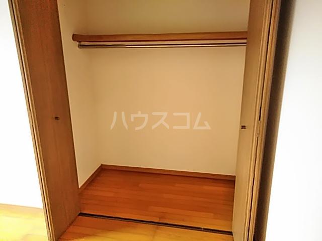 パセオみずほ台ⅡAB A103号室の収納