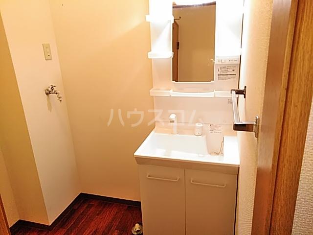 パセオみずほ台ⅡAB A103号室の洗面所