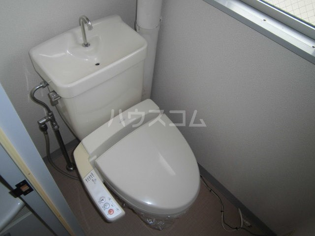 パルクレール 305号室のトイレ