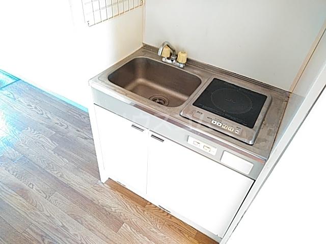 ユーコーポA棟 103号室のキッチン