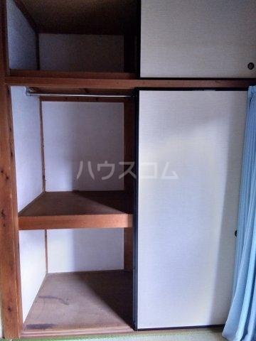 小山様借家 1-1号室の収納