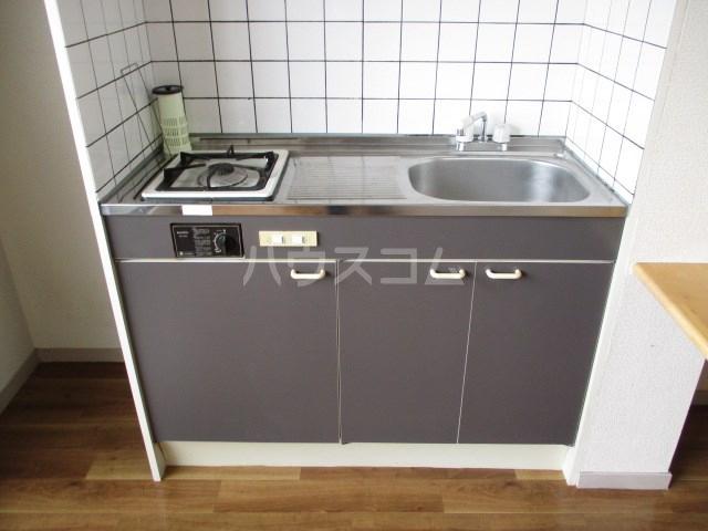 シティプレイス 608号室のキッチン