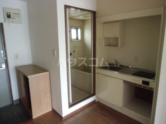 第2マンション久米 303号室のキッチン
