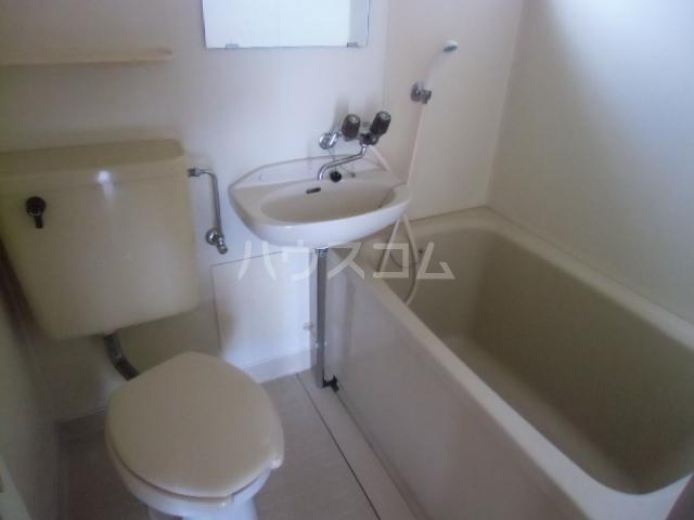 第2マンション久米 303号室の洗面所