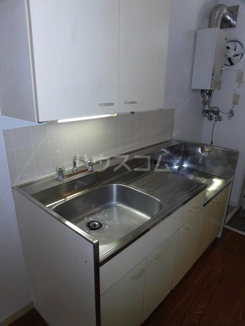 エステートピア岩崎台 203号室の風呂