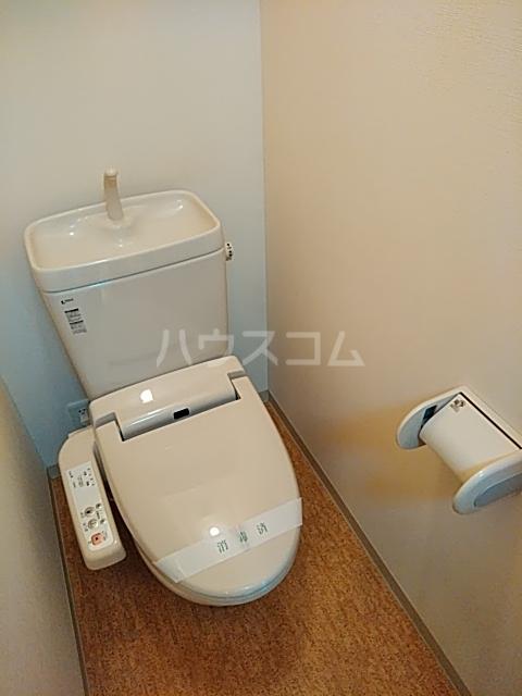 オーメゾン・リッシュのトイレ