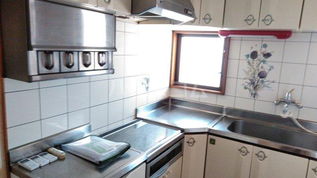 メゾンベルシャンブル 306号室のキッチン