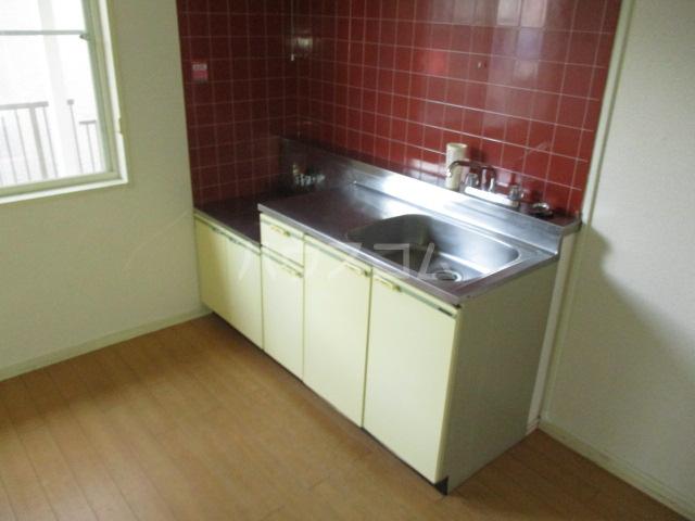 ハイムレジーナ 101号室のキッチン