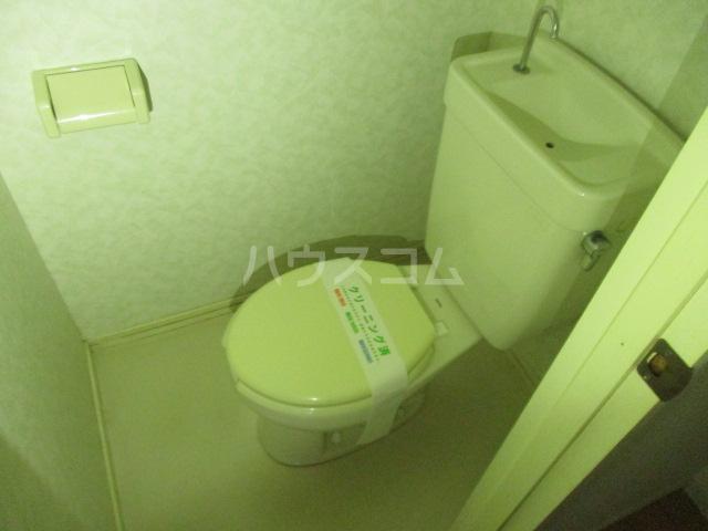 ハイムレジーナ 101号室のトイレ