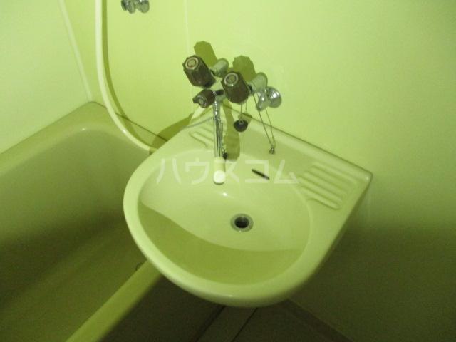 ハイムレジーナ 101号室の洗面所