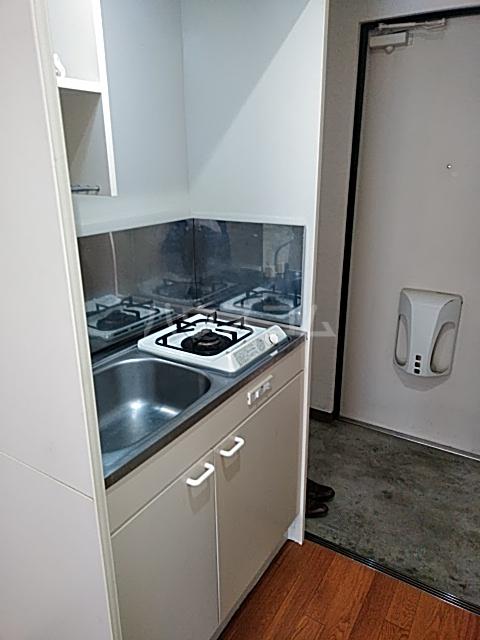 メゾン内方 308号室のキッチン