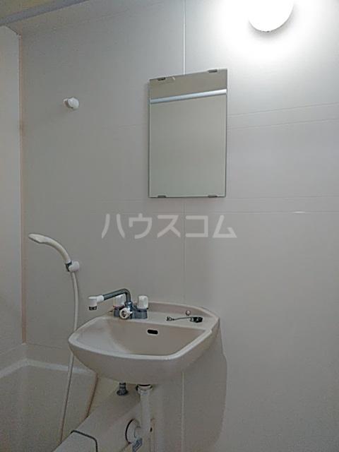 メゾン内方 308号室の洗面所
