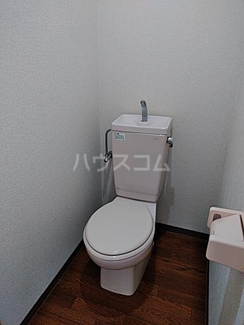 メゾン内方 308号室のトイレ
