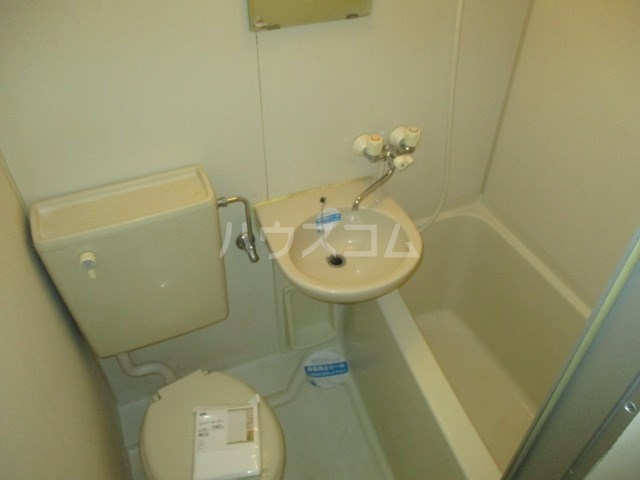 グレイス第3マンション 302号室の風呂