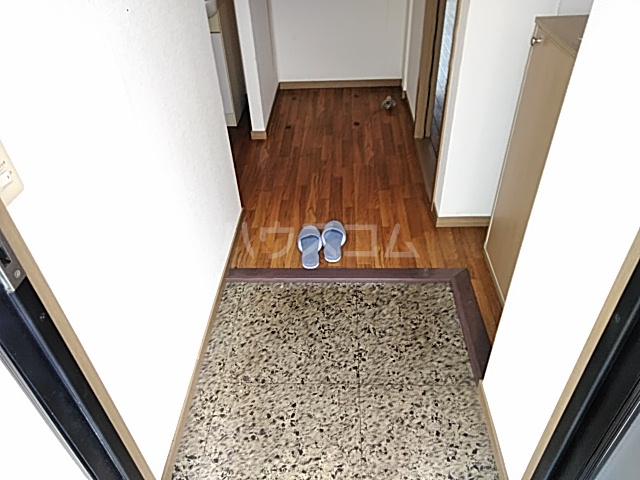 グリーンヒルズ E 203号室の玄関