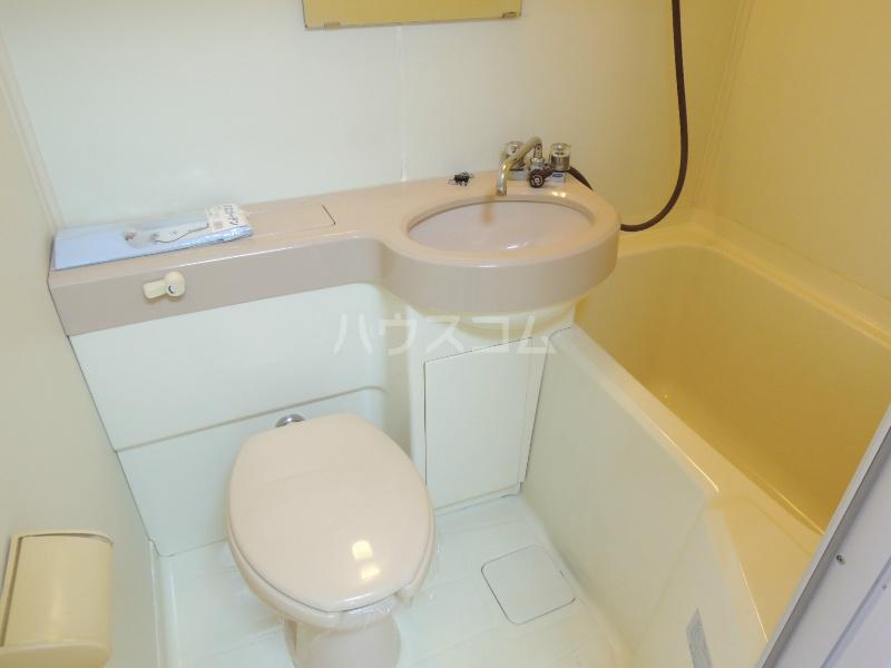 メゾン池の沢 407号室の風呂