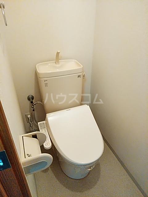 ブランシェ橋羽Bのトイレ