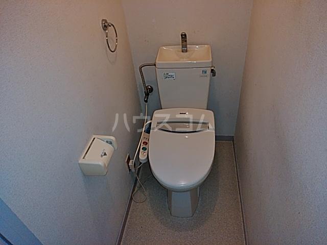 第2好日ハイツ 201号室のトイレ