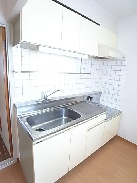 カーサマルコ 101号室のキッチン