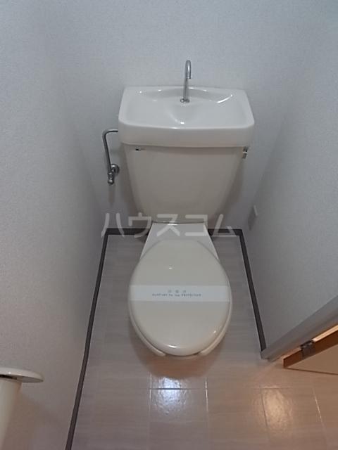 カーサマルコ 101号室のトイレ
