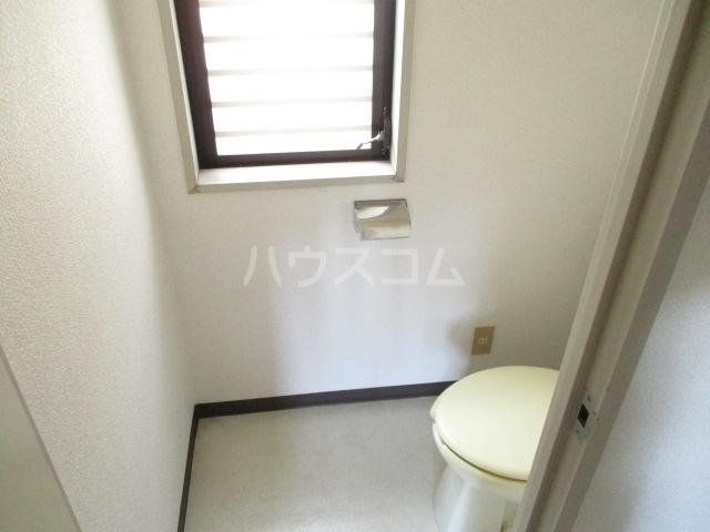 道場北マンション 203号室の玄関