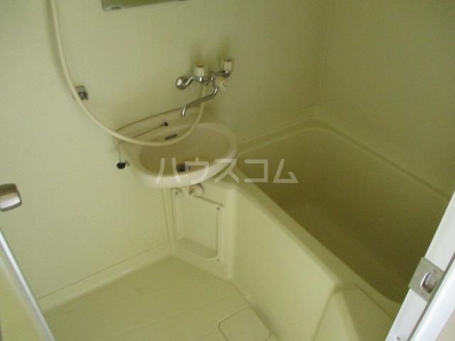 道場北マンション 203号室の風呂