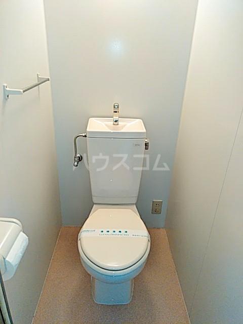 クリエイトダイアナⅡ 2A号室のトイレ