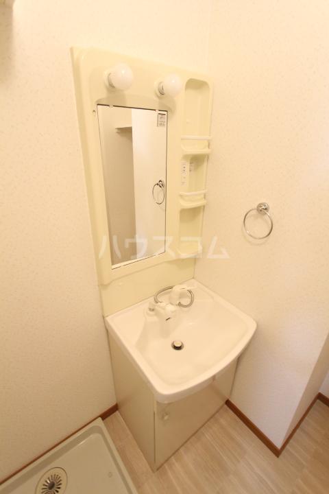 rencontres 101号室の洗面所