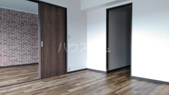 グランドステージNAKANO 402号室のベッドルーム