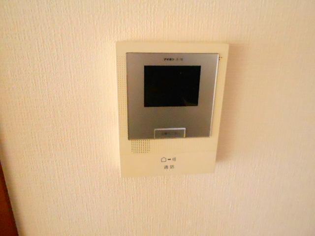 ラ・ポルト93 402号室のセキュリティ