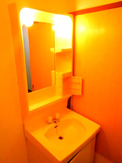 ラ・ポルト93 402号室の洗面所
